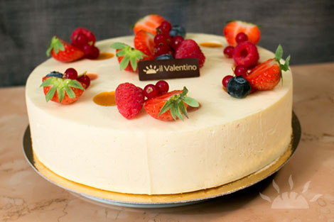 Cezanne | Il Valentino Bakery & Cafe | Best Cakes in Dublin