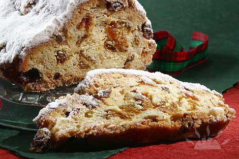 Christmas Stollen | Il Valentino Bakery & Cafe | Best Cakes in Dublin