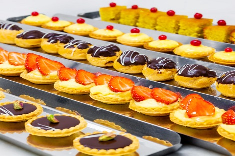 Mini Pastry Selection | Il Valentino Bakery & Cafe | Best Cakes in Dublin